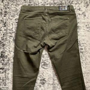 Zara Pants - Army green ZARA pants